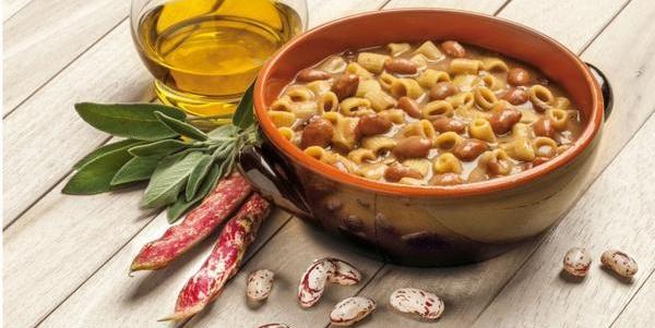 Pasta With Beans – Pasta E Fagioli