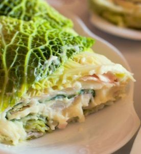 stuffed cabbage - Cooking & Travelling - Venice Food & WIne tasting